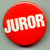 Juror button